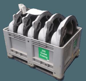 bespoke fabrication plastic fabricator pallet box storage