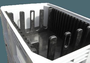 bespoke fabrication plastic fabricator pallet box welding cnc routing cutting